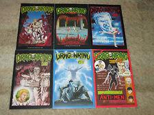 AIRCEL COMICS;  DRAGONRING VOL-1  #1, #2, #3, #4, #5, #6, COMPLETE FULL RUN