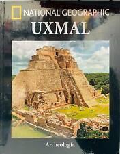 Libro Collana National Geographic Archeologia n 22 Uxmal