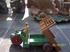 Original Vintage Dinky Toys die cast metal  motorcart RARE 1940s