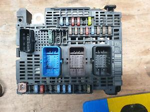 2012 PEUGEOT 508 SW FUSE RELAY BOX BSM CONTROL MODULE UNIT 9674921980
