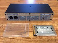 Steinberg Nuendo Audiolink 96 ADAT SPDIF MIDI (RME Hammerfall HDSP Multiface)