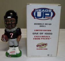 2002 PACIFIC HEADS UP MICHAEL VICK BOBBLE HEAD WITH BOX