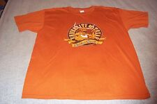 UT University Of Texas Longhorns Hook'em Horns Mens T-Shirt 2XL