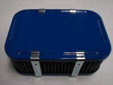 Weber Carburetor Air Cleaner DGV DGAV DGEV 32/36 BLUE Powder Coat