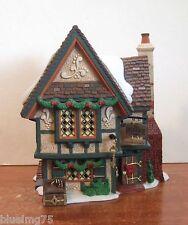 Dept 56 Dickens Village The Spider Box Locks #58448 MIB (Y406)