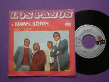 LOS PASOS Para Verte SPAIN 45 1971 GREAT PROG POP PSYCH Fuzz FUNK DRUMS