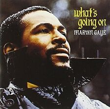 Marvin Gaye What's going on (1971; 09 tracks, remastered) [CD]