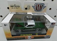 1971 71 GREEN WHITE DODGE BOYS SCAT PACK SE 383 CHARGER MOPAR 19-06 M2