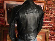 Harley Davidson Women's Volatile Leather Jacket Black 97043-05VW MEDIUM
