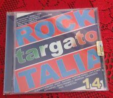 CD Raro ROCK TARGATO ITALIA vol 14 con AFTERHOURS DOLCENERA PIKS ONDADURTO ecc