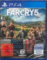 Far Cry 5 - PlayStation 4 / PS4 Deutsche USK 18 Version NEU & OVP