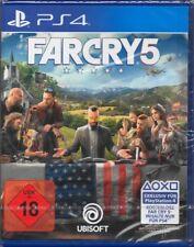 Far Cry 5 - PlayStation 4 / PS4 Deutsche USK 18 Version NEU & OVP