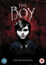 The Boy [DVD][Region 2]