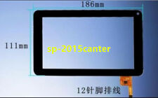 For Touch Screen Digitizer Panel Prestigio MultiReader PER5274B #SP62