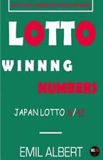 LOTTO WINNING NUMBERS Japan Lotto 6/43 by Emil Albert (2015, Paperback)