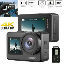 Akaso Brave 7 Action Camera  00006000 Digital Touch WiFi Vlog 4k Waterproof For Vs Akaso