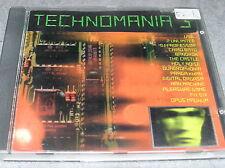 TECHNOMANIA 3 Rare ISRAEL ISRAELI House, Hardcore, Techno 1992 CD Compilation