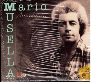 Mario Musella Con Pino Daniele, Enzo Avitabile: Arrivederci - CD