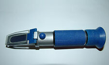 Winzer - Hand - Refraktometer für Wein - Skalen 0-140 Oechsle 0-32 Brix 0-27 KMW