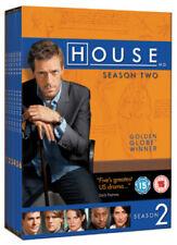 House: Season 2 DVD (2006) Hugh Laurie cert 15 6 discs ***NEW*** Amazing Value