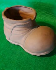 Terracotta Boot Herb Planter 8 Cm