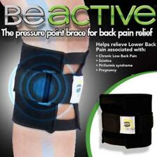 Be Active Back Pain Acupressure Sciatic Nerve Be active Brace Point Pad Leg Pad
