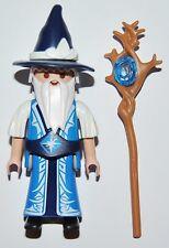 Series 8-H10 Druida playmobil serie 5596 mago,wizard,druid,druide,Zauberer