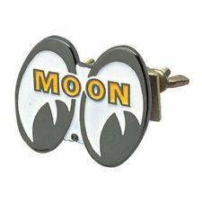 MOONEYES USA Grill Emblem Augenpaar Logo Custom Car Hot Rod Old School