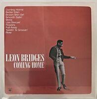 LEON BRIDGES : COMING HOME - [ CD ALBUM PROMO ]