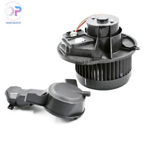 For Volvo XC70 XC90 S60 S80 V70 A/C AC Heater Blower Motor w/ Fan Cage