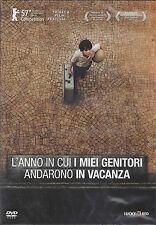 Dvd **L'ANNO IN CUI I MIEI GENITORI ANDARONO IN VACANZA** nuovo sigillato 2007