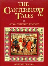 The Canterbury Tales An Illustrated Edition By Geoffrey Chaucer