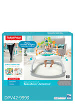 NEW Fisher-Price Colourful Carnival Space Saver Jumperoo