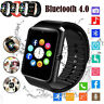 Latest 2019 GT08 Bluetooth Smart Watch Phone Wrist Watch for Android and iOS US