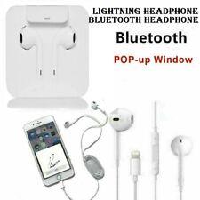 Genuíno para iPhone 12 11 Pro 7 8 SE 2020 fone de ouvido fones de ouvido mãos livres
