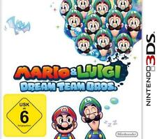 Nintendo 3DS Mario und Luigi Dream Team Bros DEUTSCH Top Zustand
