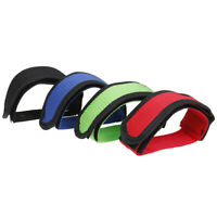 1pc Nylon Bicycle Pedal Straps Belt Fixed Gear Bike   Tape Cycling Fixie CoverBB
