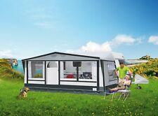 Wohnwagenvorzelt Lugano Gr.6 871-910cm Vorzelt Wohnwagen Reiszelt Zelt Camping
