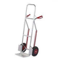 Carrello portapacchi leggero 7 kg portata 200 kg in alluminio ruote pneumatiche