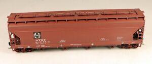 Athearn 4-Bay ACF Covered Hopper ATSF #307181 1/87 HO Scale
