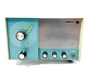 HEATHKIT Daystrom GR-81 REGENERATIVE COMMUNICATIONS RECEIVER