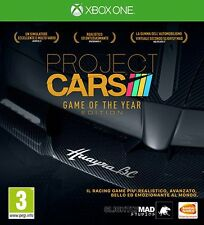 Project CARS Goty XBOXONE    nuovo!!!