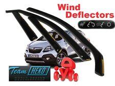 OPEL MOKKA 5D 2012 -  Wind deflectors 4.pc   HEKO 25387