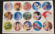 Disney Stickers Set of 15 ct TotalNEW US SELLER