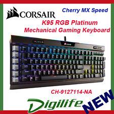 Corsair Gaming K95 RGB Platinum Mechanical Gaming Keyboard - Cherry MX Speed