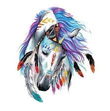♥♥ XXL Bügelbild Pferd 1C Patch Applikation Transferfolie ♥♥