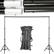Collapsible Photo Background Backdrop Stand Support System Photography Holder