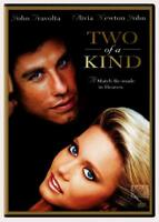 TWO OF A KIND USED - VERY GOOD DVD