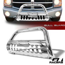 2004-2010 Durango/2006+ Aspen S/S Chrome Bull Bar Push Bumper Grill Grille Guard