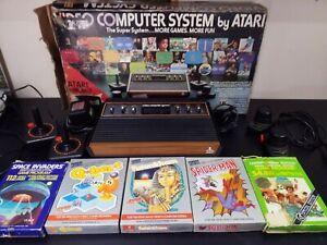 Atari 2600 Woody with original box